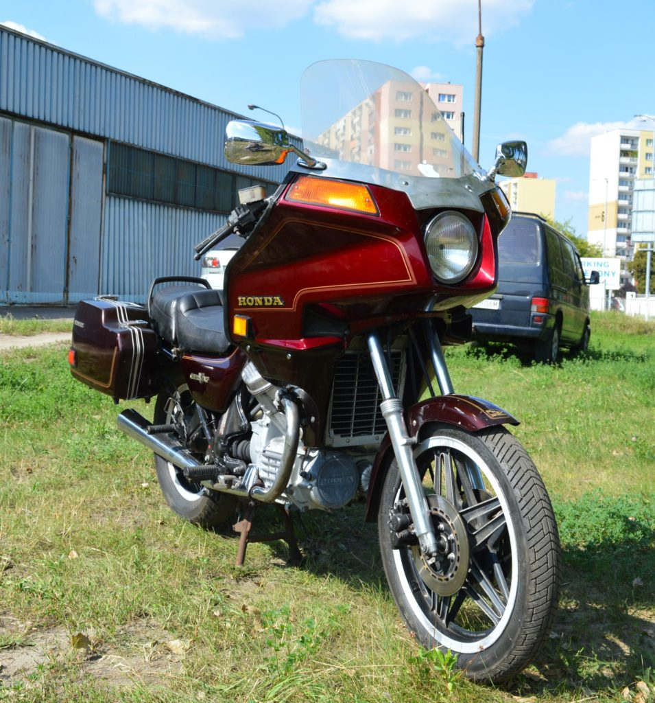 Honda GL500 Silverwing Interstate